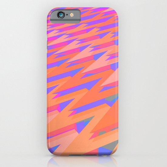 Pastel ZigZag Pattern iPhone & iPod Case