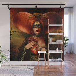 The Hiding Place Wall Mural
