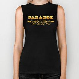 Golden Paradox Biker Tank