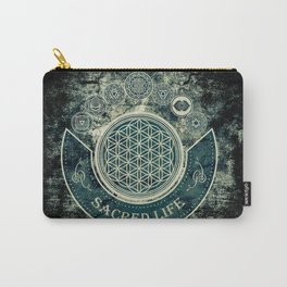 Sacred Geometry for your daily Life Carry-All Pouch