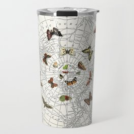 The Buttefly Effect - Antarctic Edition Travel Mug