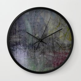 Blur #3 Wall Clock