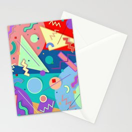 Memphis #55 Stationery Cards