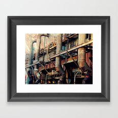 Pipe Dreams II  Framed Art Print