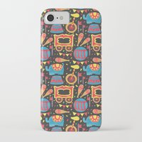 circus iPhone & iPod Cases featuring Circus by haidishabrina