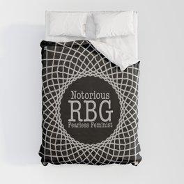 Notorious RBG Duvet Cover