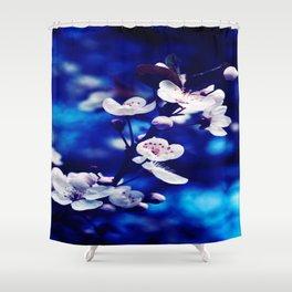 Night Princess Shower Curtain