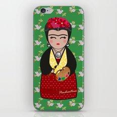 Kokeshi Frida Kahlo iPhone & iPod Skin