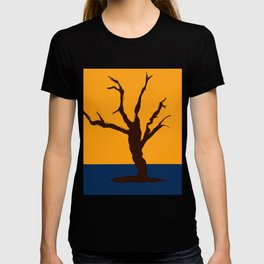 A Scorched Tree Skeleton of Deadvlei T-shirt