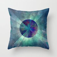 twilight Throw Pillows featuring Twilight  by SensualPatterns