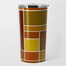 Abstract #488 Travel Mug
