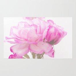 Light Pink Blend Rose #1 #floral #decor #art #society6 Rug