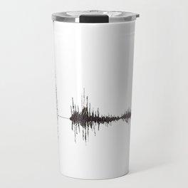 Hearing Damage Travel Mug