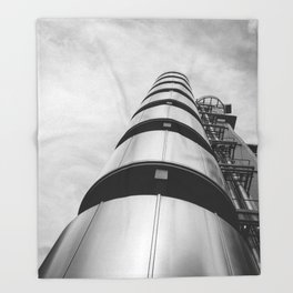 Lloyds building Throw Blanket