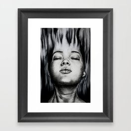 Hollow Voice Framed Art Print
