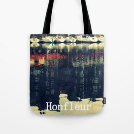 Honfleur, France Tote Bag