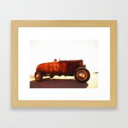 """1932 Roaster 16,5"""" x 11,8"""" Framed Art Print"""