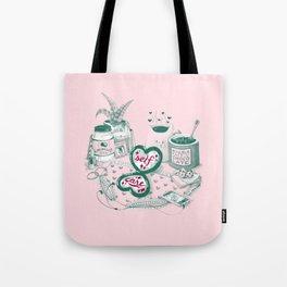 Self Care Tote Bag