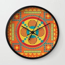 Just Circles Wall Clock