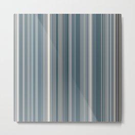 Scanline | Ocean 486 Metal Print