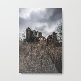 Beyond Repair Metal Print