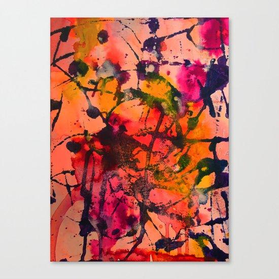 Summer Fling Canvas Print