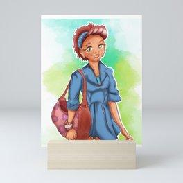 Ready For Spring Mini Art Print