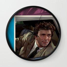 PETER FALK 1973 Wall Clock