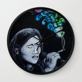 Dreams are Gone Wall Clock