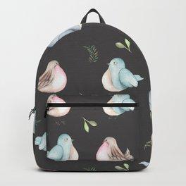 Little Birds Chatter Backpack