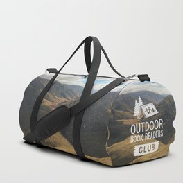 The Outdoor Book Readers Club Duffle Bag