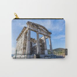 ruins of ancient city of Messina, Peloponnese Carry-All Pouch
