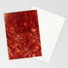 Swirled Lines Stationery Cards