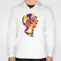 anatomy Hoodies featuring Anatomy 220914 by Alvaro Tapia Hidalgo
