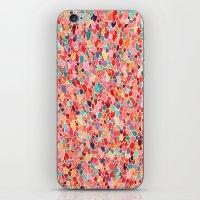 wings iPhone & iPod Skins featuring Wings by Verismaya