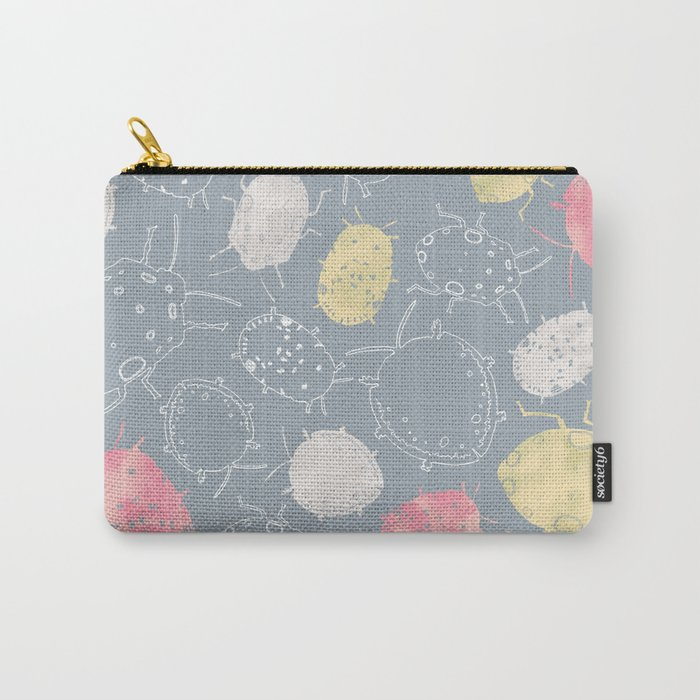 Water Bugs Carry-All Pouch