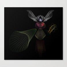 An Invisible Thread Canvas Print