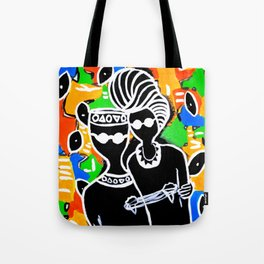 The Africa in You Tote Bag