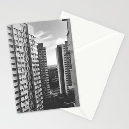 living in singapore Stationery Cards