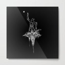 F4D3D 5UN (Faded Sun) Metal Print
