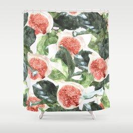 Watercolor Deliciousness #society6 #buyart #decor Shower Curtain