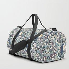 Baby Penguin Pattern Duffle Bag