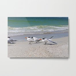 It's Just a Little Gas Metal Print