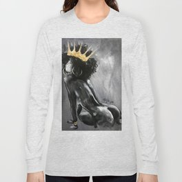 Naturally Queen VIII Long Sleeve T-shirt