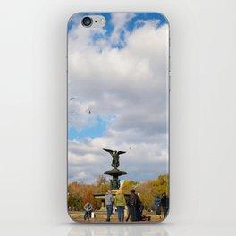 Birds & Bethesda iPhone Skin