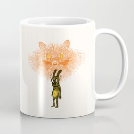 Scared Stiff Coffee Mug