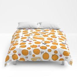 I love Fall Comforters