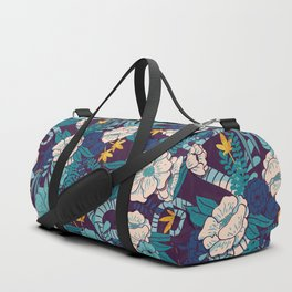 Jungle Pattern 003 Duffle Bag
