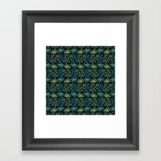 SAMBA 2 Framed Art Print