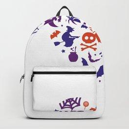 Halloweens+Heart Best Gift Backpack